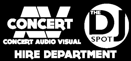 Concert Audio Visual